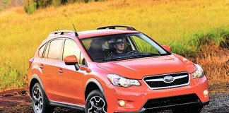 Subaru expands XV Crosstrek crossover line for 2015