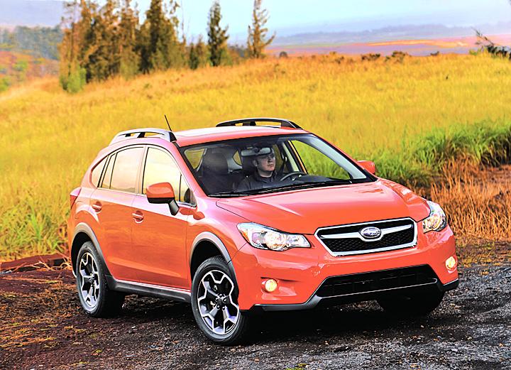Subaru expands XV Crosstrek crossover line for 2015
