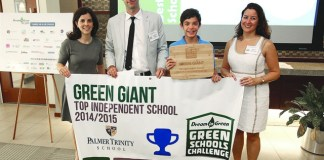 Palmer Trinity wins 'Best Independent School' award for 3rd year