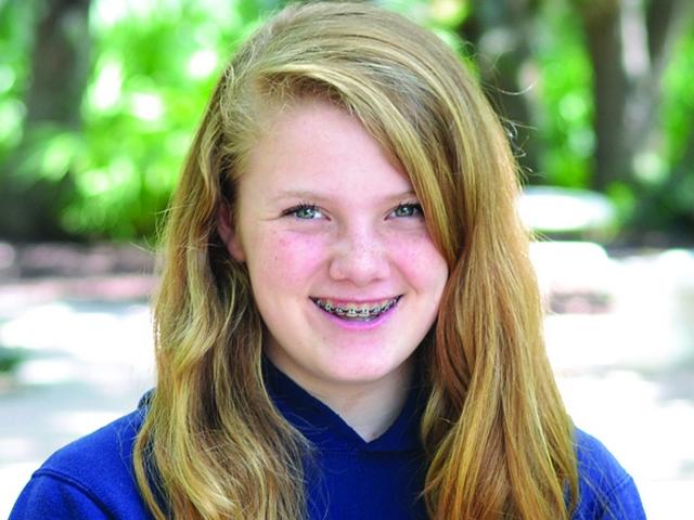 Positive People in Pinecrest- Delaney Reynolds