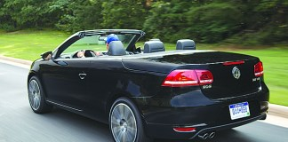 2015 Volkswagen Eos is a convertible for all seasons