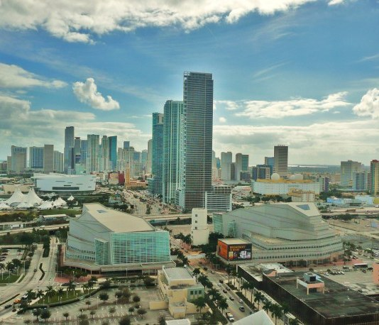 The Adrienne Arsht Center for the Performing Arts of Miami-Dade County
