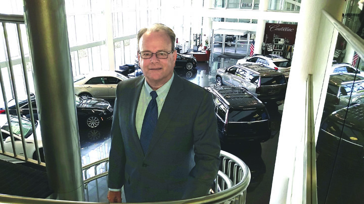 Williamson Automotive welcomes Jeffrey Rogers as new general manager