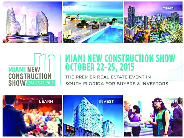 Miami New Construction Show Returns for Second Year
