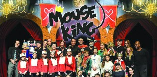 Mouse King returns for 4- day run at Mandelstam Theater