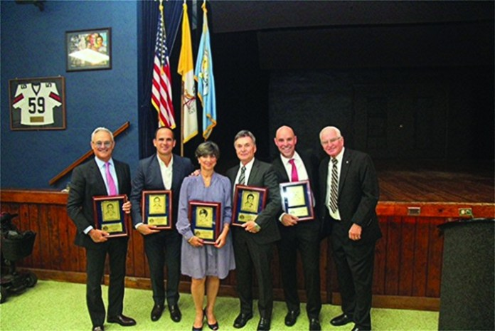 Christopher Columbus High inducts five into Hall of Fame