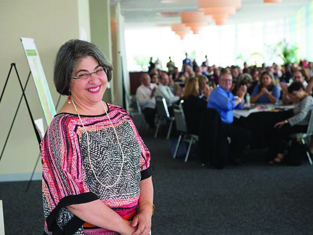 Danilla Levine Cava celebrates first year as District 8 Commissioner