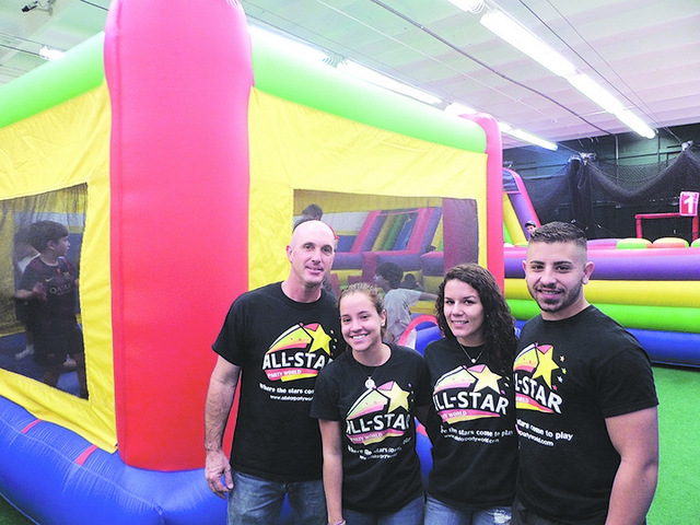 All-Star Party World an oasis of fun and play for all ages