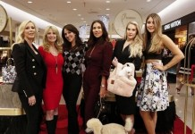 A fashionably giving night for the animals