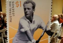 International Tennis Legend Fred Stolle Honored by Williams Island Residents