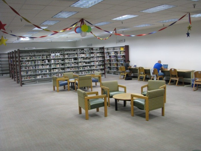 West End Regional Library on line for tech upgrade