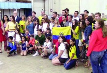 Miami Moms for Ecuador reach out to help others
