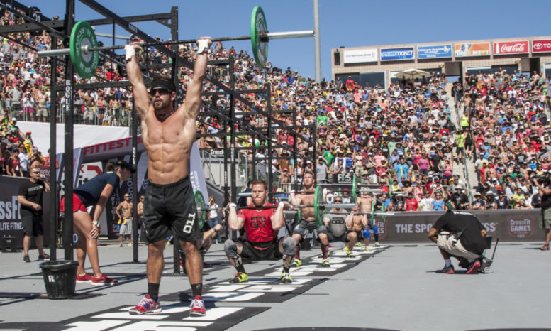 reebok crossfit games