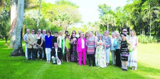 HPACG event guests get rare look at Montgomery Botanical Gardens