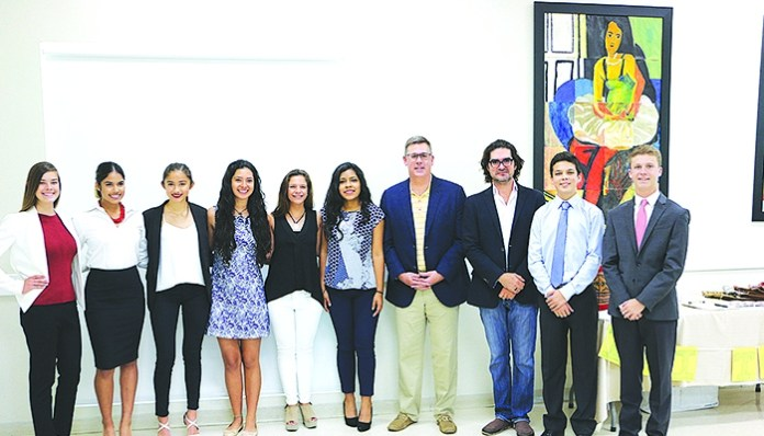 PTS Agents of Change students present social, environmental change initiatives