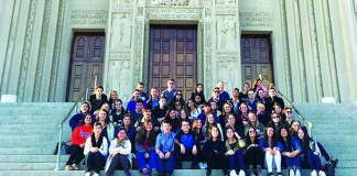 St. Brendan STEM, Medical Sciences academies go to Washington, DC