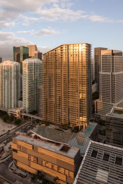 Brickell City Centre's condo tower tops $180M in sales