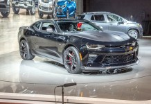 2017 Chevrolet Camaro 1LE: now with two great options