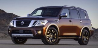 2017 Nissan Armada: compact alternative with luxury features