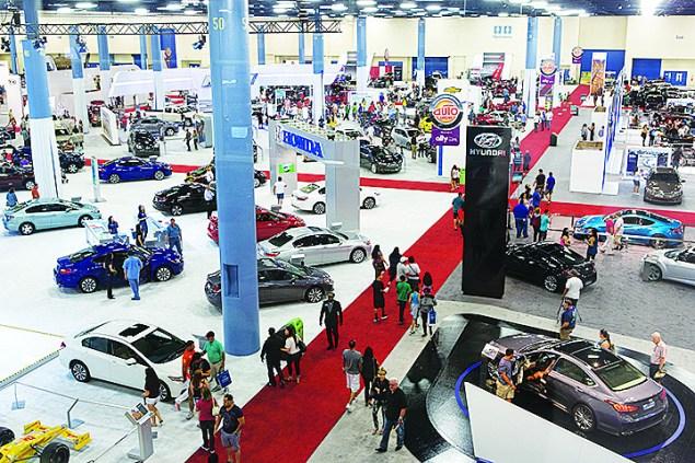 Miami Auto Show >> Miami International Auto Show Opens Sept 10 Miami S