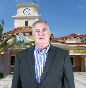 David Zisman is running for the office of vice mayor of the Village of Palmetto Bay.