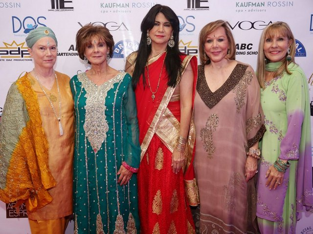 An Evening of Love, Bollywood Style,for Big Brothers Big Sisters of Miami