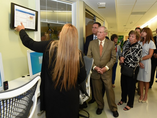 New Advanced Pediatric Care Pavilion opens at Nicklaus Children's Hospital