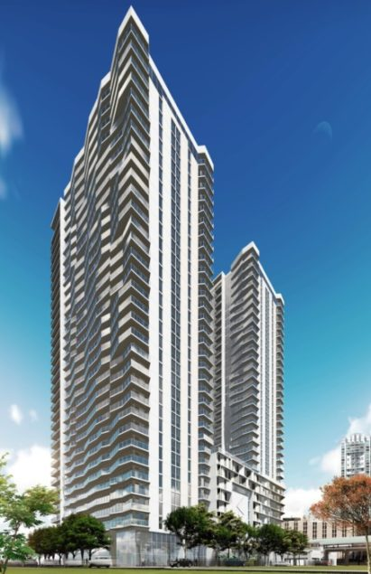 Melo Group breaks ground on Square Station apartments