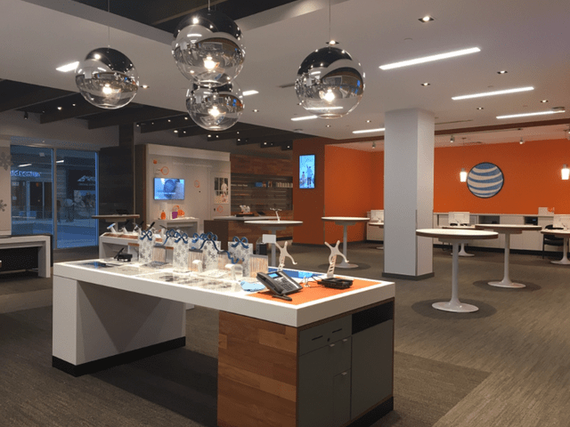 AT&T opens new store at Brickell City Centre