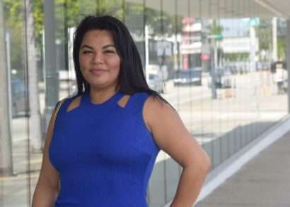 """Joan Barrientos, CEO of Gloval Displays, will be named """"Woman in Business of the Year 2016,"""" one of several local business people and community leaders to be honored."""