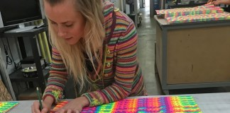 Arsht Center commissions artist to create a new visual art work