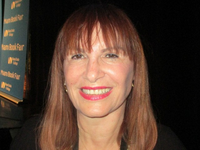 Famous Israeli author in Miami to promote her latest novel