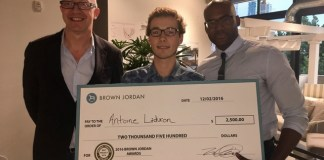 UM School of Architecture student gets $2,500 scholarship for design of resort