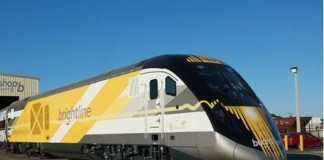 Brightline reveals first complete trainset, reinventing train travel
