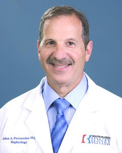 Coral Gables Hospital appoints new chief of staff, Dr. Juan Fernandez