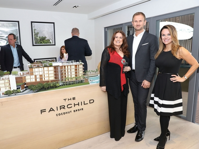 Top local brokers experience The Fairchild Coconut Grove