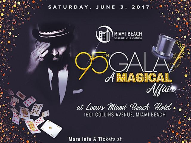 Miami Beach Community Members Honored at Chamber Gala