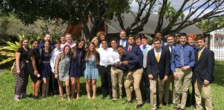 WCS students have strong showing at Miami-Dade County History Fair