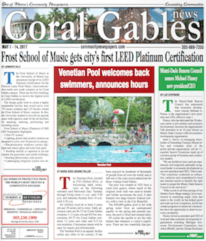 Coral Gables Newspaper