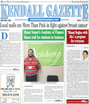 Kendall Gazette Florida Newspaper