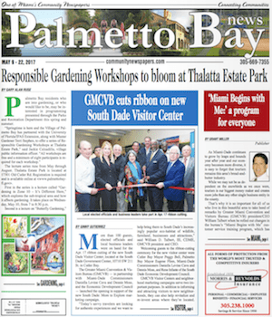 Palmetto Bay Florida Newspaper