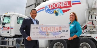 Adonel Concrete increases itsScholarship Fund to $50,000