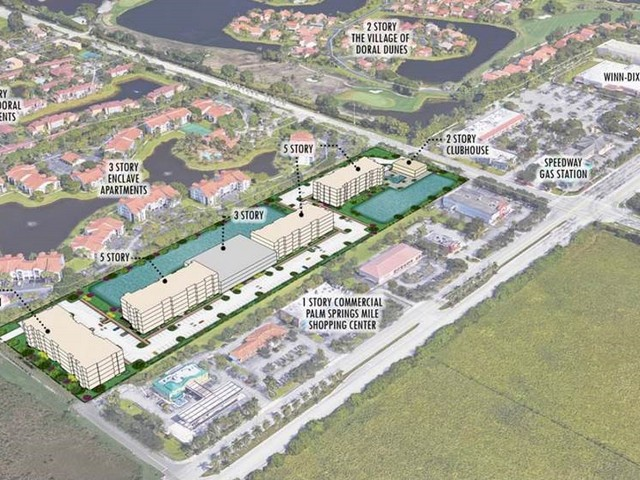 Doral 4200: A real estate proposal that tests the city