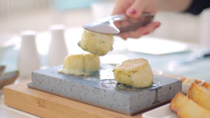 Lava Stone Grill -scallops-min