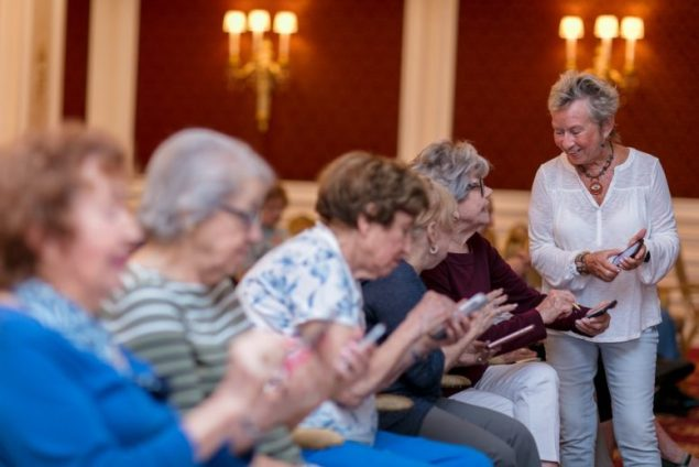 Palace Coral Gables residents find that you're never too old to learn