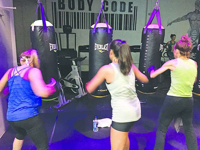 Body Code Fitness: Local Legacy