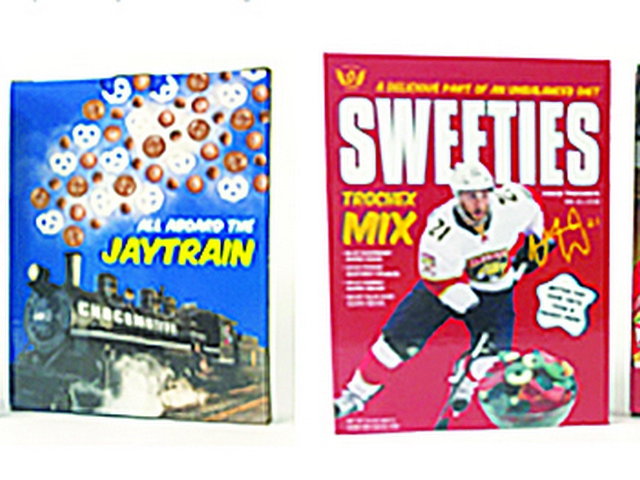 IT'SUGAR teams up with local athletes to release limited-edition Sweeties line