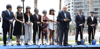 Aston Martin Residences breaks ground at Downtown Miami site