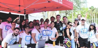 Another successful year for OrthoNOW at City Bikes Ironman 70.3 Miami