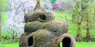 Pinecrest Gardens welcomes creator of stickwork sculptures Patrick Dougherty